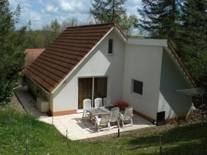 vakantiehuis campagne villa 46-vanaf de bosrand