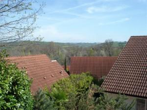 vakantiehuis espace villa 103 uitzicht