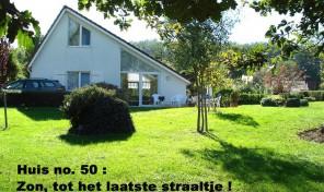 Vakantiehuis Espace villa nr.50
